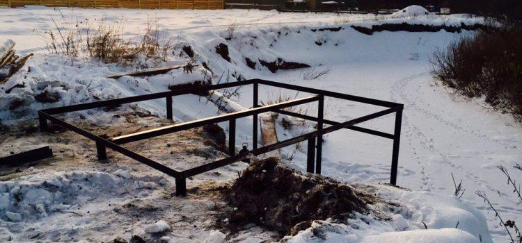 свои зимой Киров